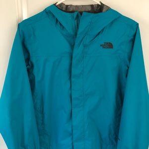 Northface Raincoat. Youth Size 10-12.